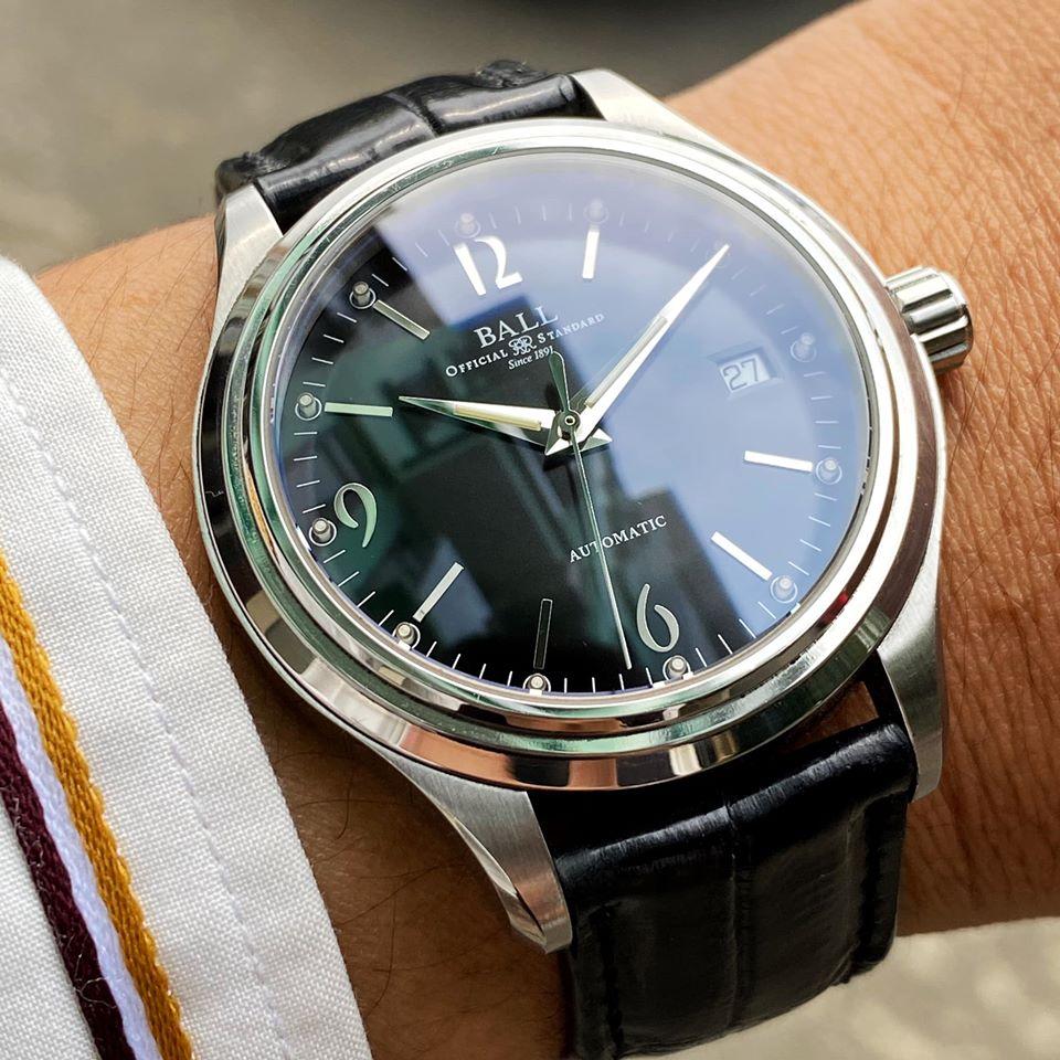 thay kính đồng hồ NM1060D-LJ-BK